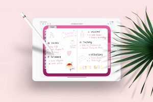 Read more about the article The Ultimate Digital Bullet Journal Guide for Beginners