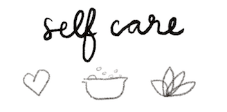 bullet journal symbol self-care