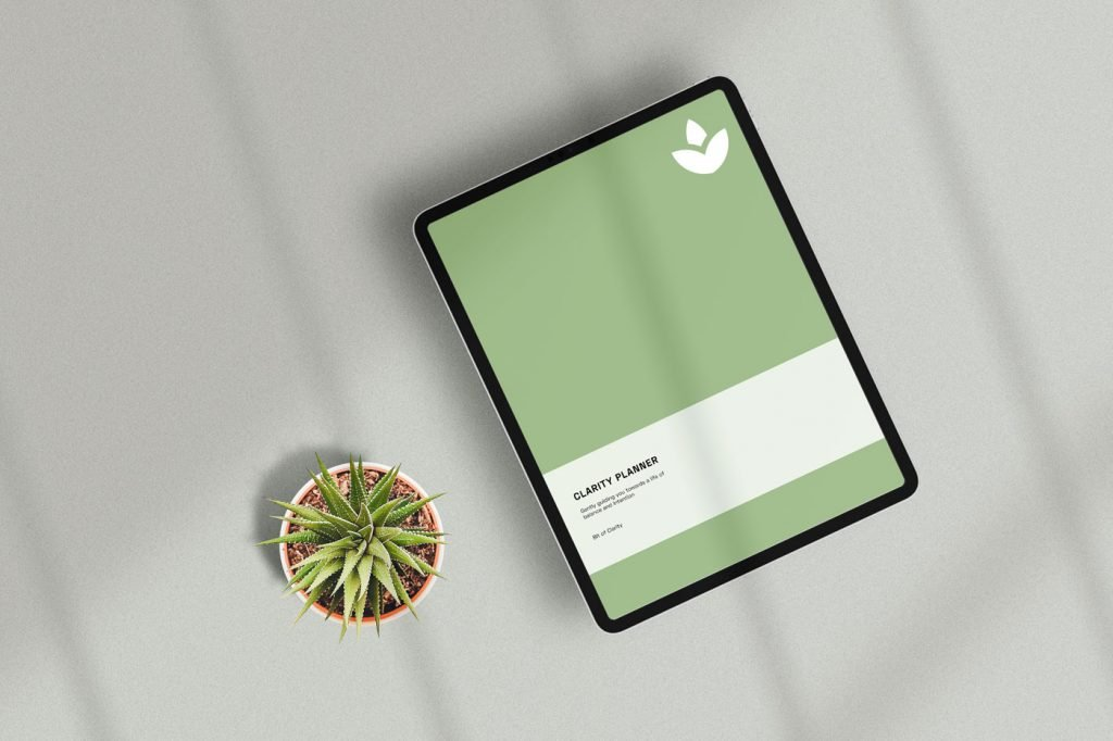 Green Clarity Planner Application