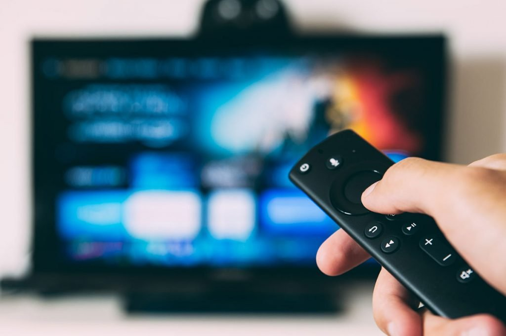 7 things not to do when you feel lost in life - picture of remote control and tv
