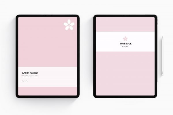 cherry blossom pink clarity bundle