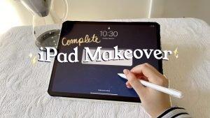 How I Organized and Customized my iPad Pro